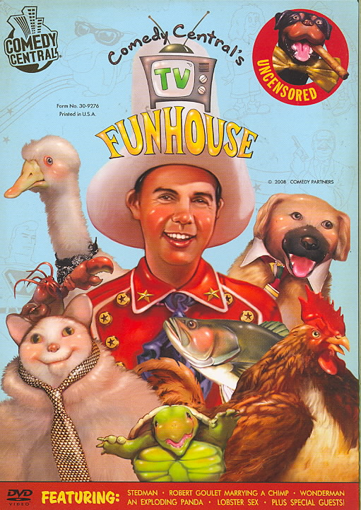 COMEDY CENTRAL'S TV FUNHOUSE BY SMIGEL,ROBERT (DVD)